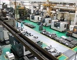 47 Centros de mecanizado de 1,5 a 4m.